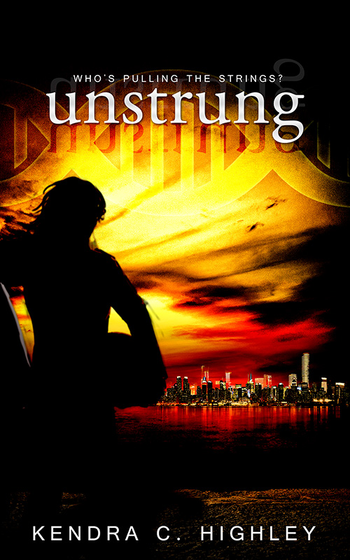Unstrung-800 Cover reveal and Promotional