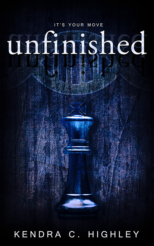 Unfinished-800 Cover reveal and Promotional